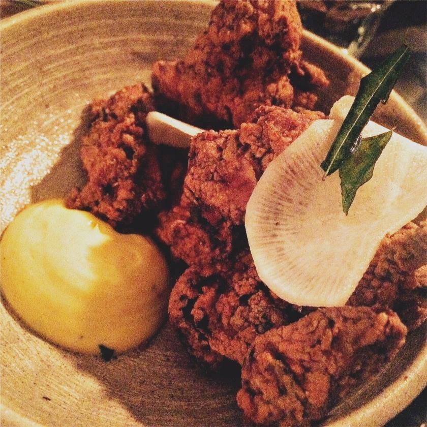 Keralan Fried Chicken, Kricket.JPG